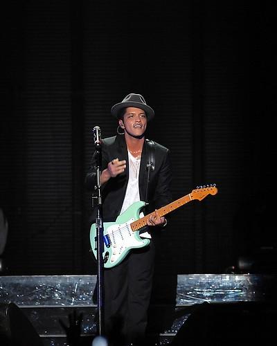 Bruno Mars Heineken Music Hall mashup foto - Bruno Mars