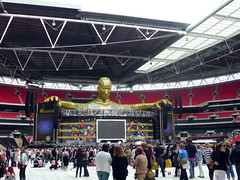 Take That @ Wembley Stadium
