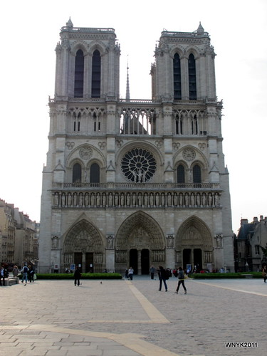 Notre Dame by williamnyk