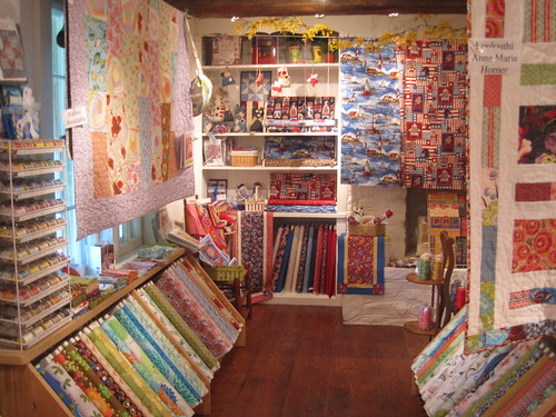 Waterwheel House Quilt Shop