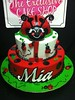 "Lady bug cake • <a style=""font-size:0.8em;"" href=""http://www.flickr.com/photos/40146061@N06/5913002654/"" target=""_blank"">View on Flickr</a>"