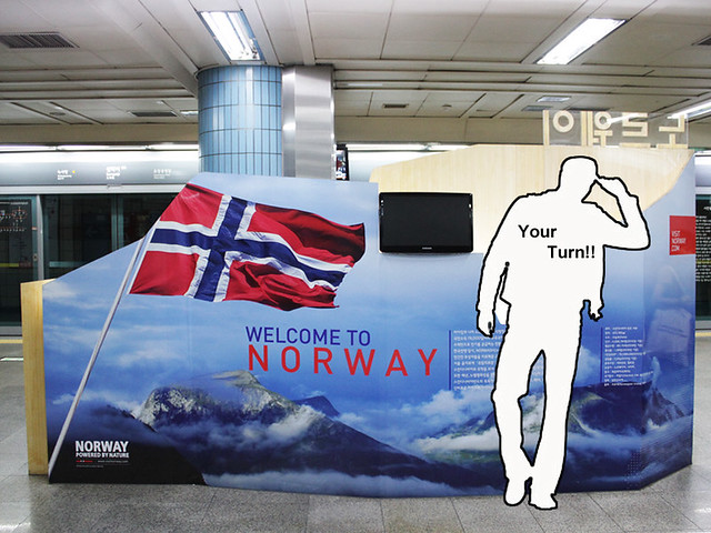 Visit Norway in 삼각지