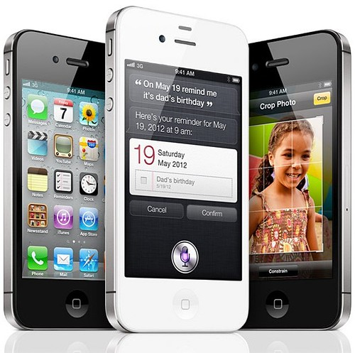 Although Apple IPhone 4S Doesnt Really Look Different From Its Predecessor