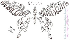 Names Christopher and Sebastian Made into a Butterfly Shaped Tattoo by Denise A. Wells (Denise A. Wells) Tags: flowers blackandwhite flower tattoo pencil sketch vines artwork colorful artist heart drawing girly lettering tattoodesign tattooflash workofart butterflytattoo heartdesign calligraphytattoo customlettering tattoophotos beautifultattoo scripttattoo nametattoos tattooimages tattoolettering tattooimage tattoophoto tattoopicture tattoodesignsforwomen uniquebutterflytattoo prettytattoo deniseawells creativetattoos colorfulbutterflytattoo customtattoodesign uniquetattoodesigns prettytattoodesigns girlytattoodesigns nametattooideas prettytattoodesign detailedtattooscript eleganttattoodesigns femininetattoodesigns tattoolinework cooltattoodesigns calligraphylettering uniquecalligraphydesign cursivetattoolettering fancycursivetattoolettering tattooalphabet beautifulbutterflytattoo professionalletteringtattoos christophernametattoo sebastiannametattoo sebastiantattoo christophertattoo deniseawellstattoodesigner typographictattoodesigns