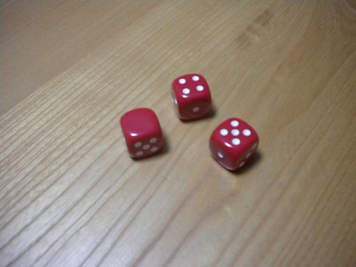 Dice without Six
