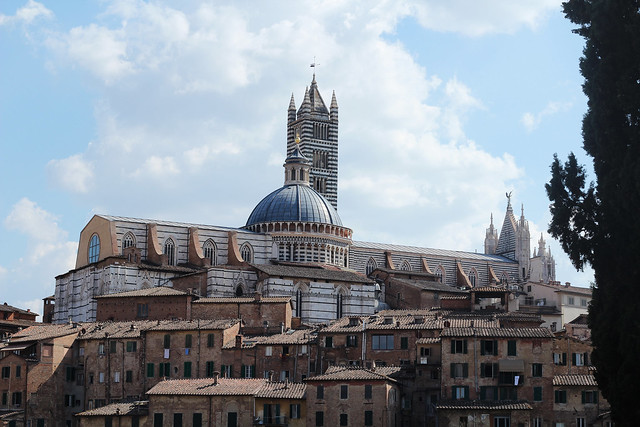 view of Sienna