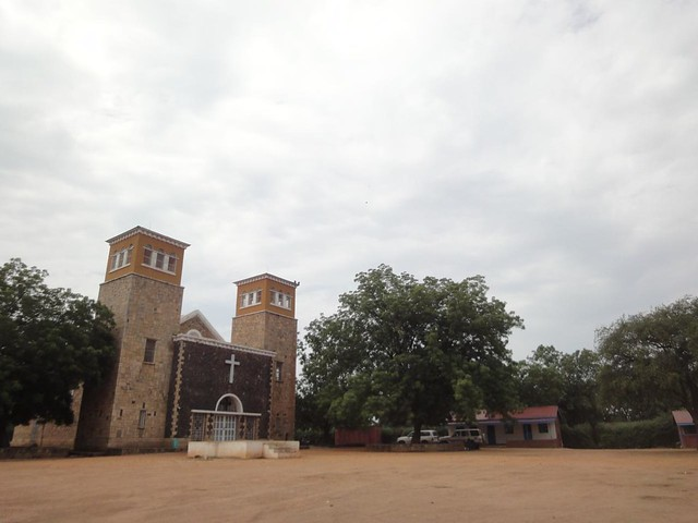 All Saints Cathedral in Juba, Southern Sudan