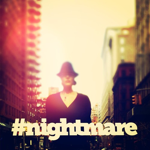 #nightmare hashtag project | New York by misspixels, on Flickr