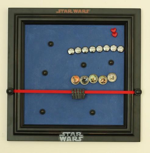 Jeffrey's magnetic board