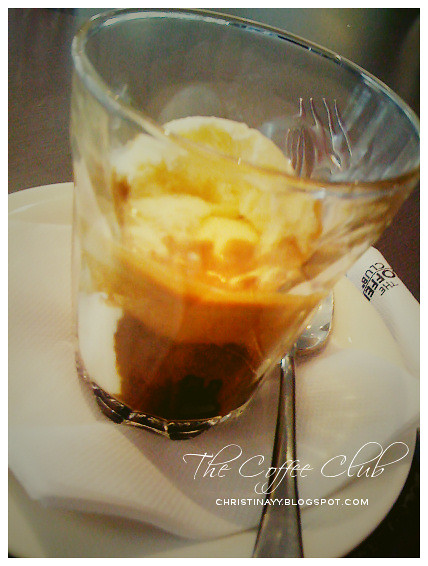 The Coffee Club Toowoomba: Affogato