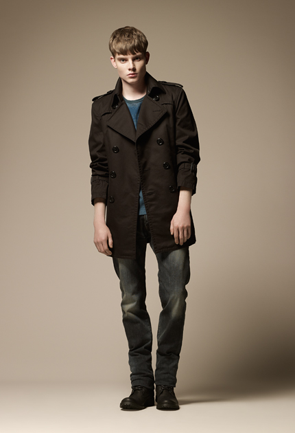 Stanny-Marks Stanworth0134_Burberry Blue Label Fall 2011