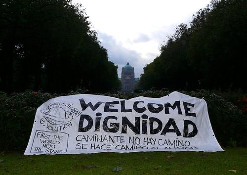 Welcome dignidad