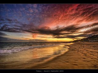 35.2011 - Sunset - Frame