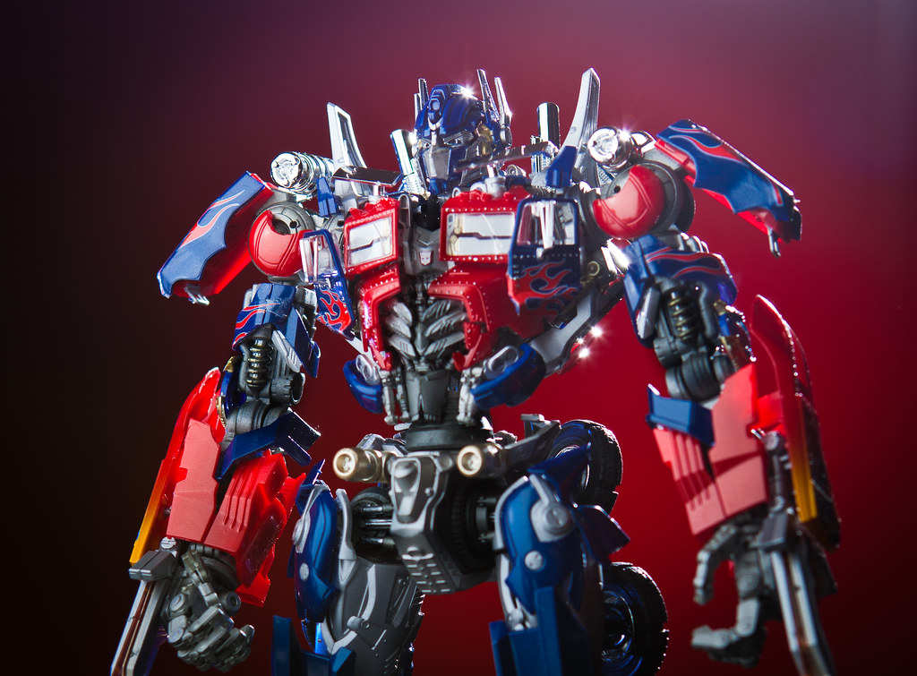 Takara Tomy Optimus Prime Dmk 01 Dmk-01 Optimus Prime Custom