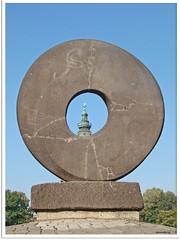 Mannheim/Germany - Friedrichsplatz