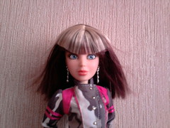 RocknRoll Chick Sophia (Just a Nobody) Tags: alexis fashion doll katie barbie scene wig liv sophia bratz spinmaster