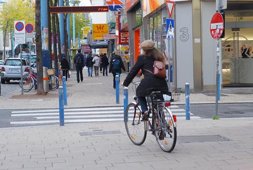 Vienna, Cyclist