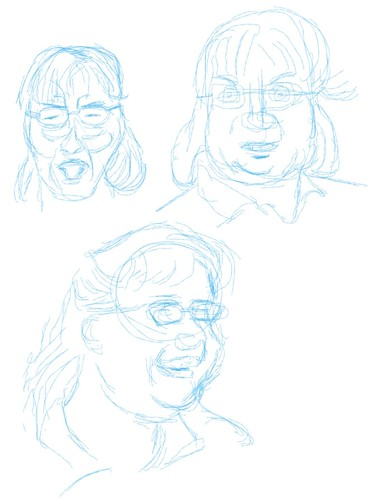 Faces on iPad
