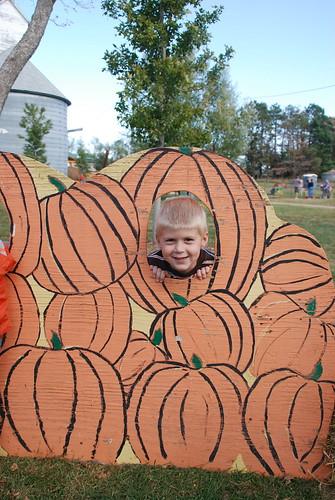 My lil pumpkin
