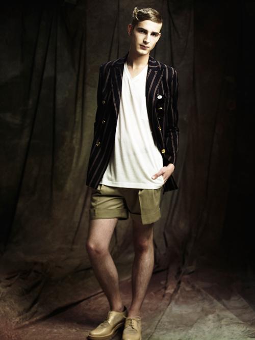 Jesper Larsson0141_GalaabenD SS12 Lookbook(Fashion Press)