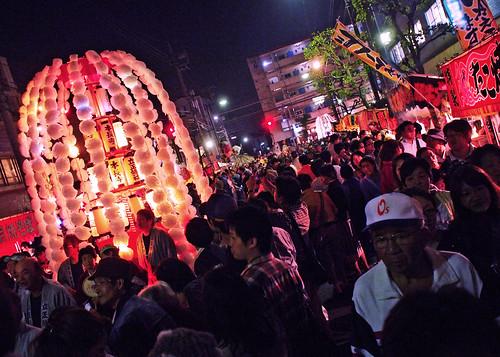 TOKYO INSIDE 本門寺お会式 VII