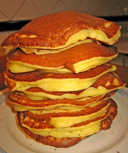 pancakes alla ricotta by fugzu