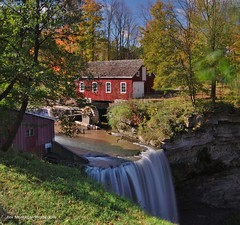 morningstar mill / decew falls (Rex Montalban Photography) Tags: ontario stcatharines stitched decewfalls nonhdr morningstarmill vertorama powerglen rexmontalbanphotography