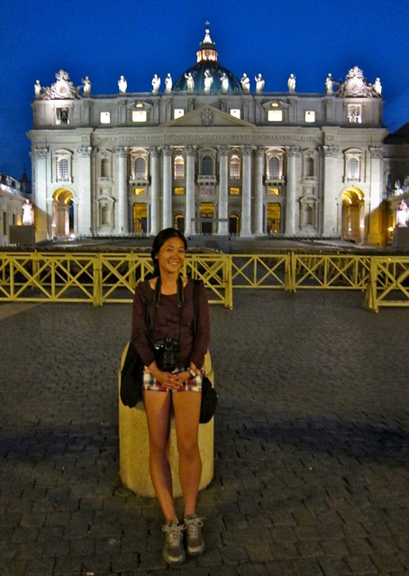 St Peter's Basilica / Square
