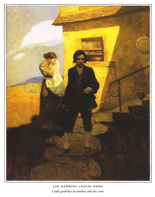 Ньюэлл Конверс Уайет N.C. Wyeth