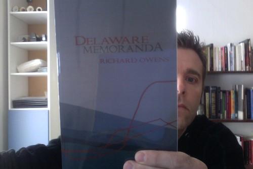 Delaware Memoranda by Michael_Kelleher