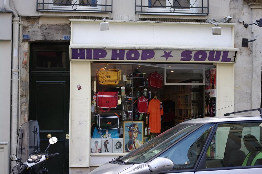 Hip Hop ★ Soul, Paris