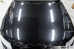 DSC04141 (Wax-it.be) Tags: shadow sun black detail reflection sunshine dark amazing shiny shine gloss wax audi protection shining avant waxing s6 milltek swissvax waxit waxitbe