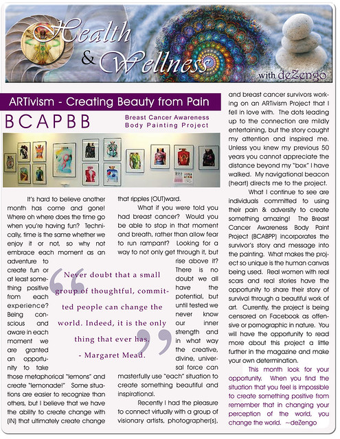 OM Times Health & Wellness Editorial - BCABPP