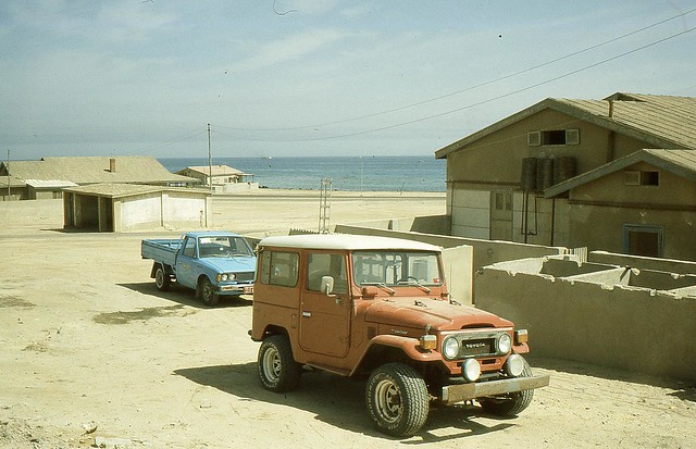 egypt base datsun fj40