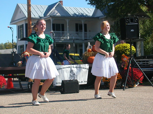 Oct 15 2011 Cloggers Elkton Autumn Days