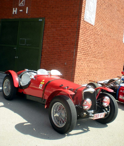 Riley Brooklands Sports 2 Seater 1932 ( Be ) by vintage-revival