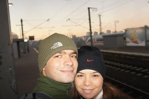 Frankfurt - dia 16/11/2011