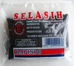 Selasih basilicum zaad