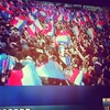 A few thousands of french flags:) #BFMTV #rwv #france