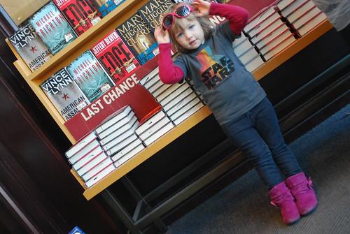 Barnes & Noble diva
