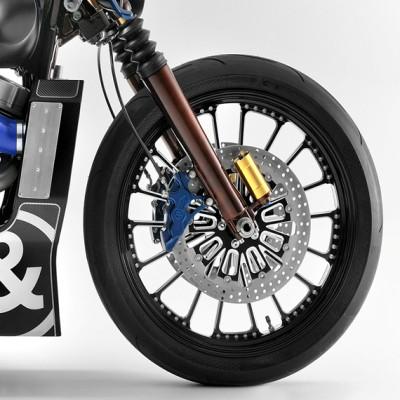 Bell & Ross x Harley Custom Cafe Racer