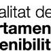 Logo Departament Territori i Sostenibilitat