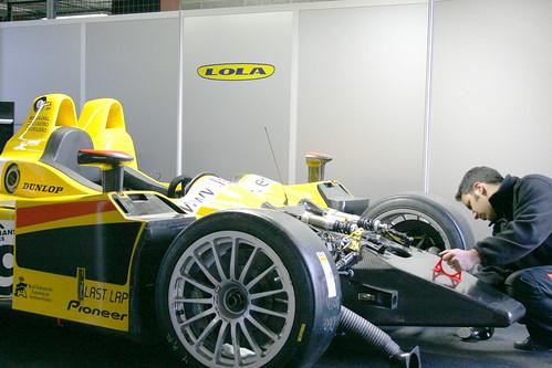 Lola B05/40 AER, Le Mans Series