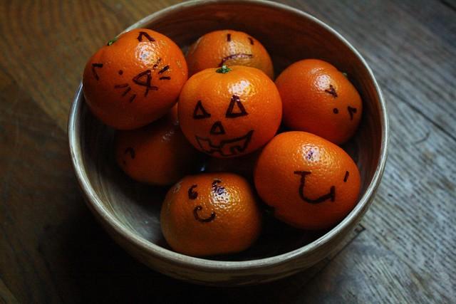 orangey treats