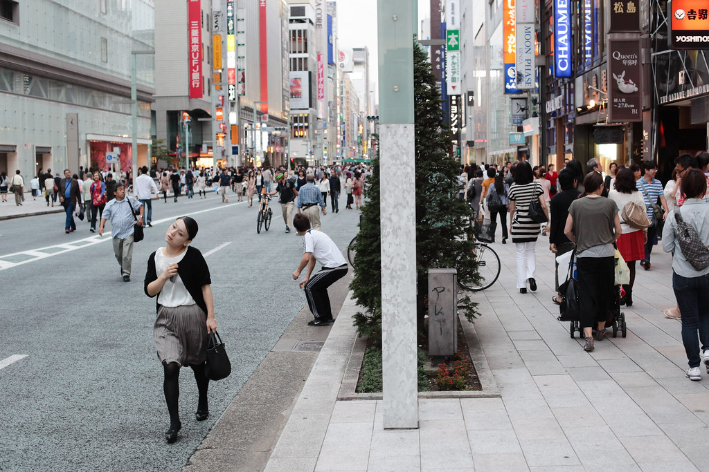 Day and Day in Tokyo