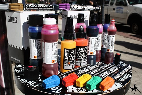 GROG Ink now available @ Faded Royalty by VLNSNYC