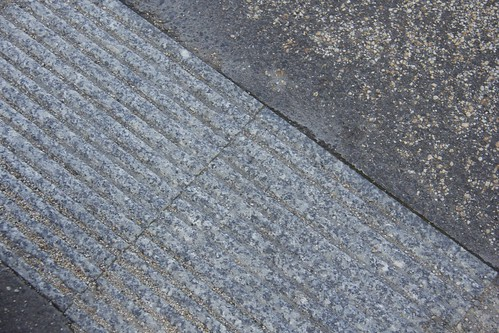 Grooved Paving Stones, Not Groovy Enough