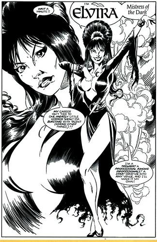 Elvira #1 Page 8