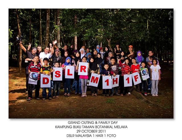 Grand Outing DSLR Malaysia 1 Hari 1 Foto