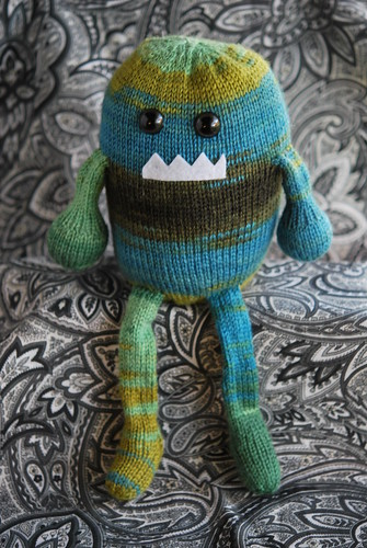 Toy Box Monster